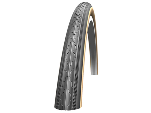 "SCHWALBE HS 180 Wired-on Tire 26"" Active Line K-Guard, black/brown"